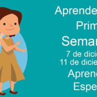 Aprendizajes esperados Aprende en Casa Semana 16 del 7 al 11 de diciembre de aprende en casa Primaria