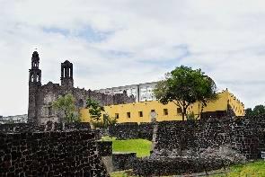 Colegio de la Santa Cruz de Tlatelolco - TheCity.mxTheCity.mx