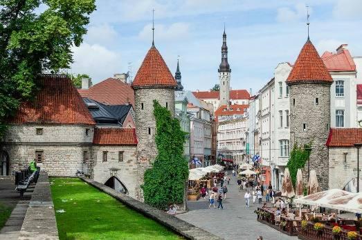 Departamento Medieval Viru Gates Studio (Estonia Tallin) - Booking.com