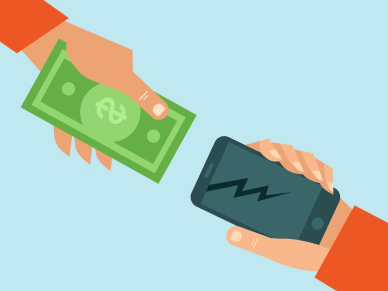 Cómo no convertirse en una víctima de fraude al comprar iPhones de segunda  mano.   Blog oficial de Kaspersky