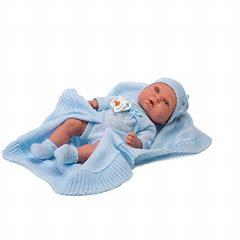 Resultado de imagen de bebé con manta azul