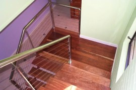 Timber Stairs Project