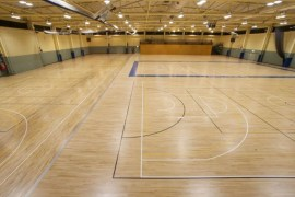 Timber Sports Floors Project