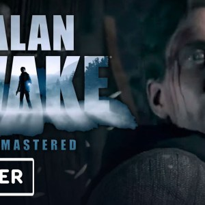 Alan Wake Remaster - Official Reveal Trailer | PlayStation Showcase 2021