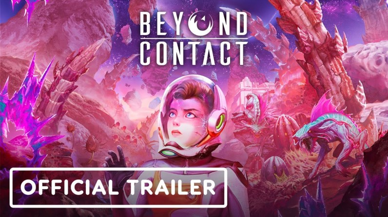 Beyond Contact - Official Steam Early Access Release Trailer