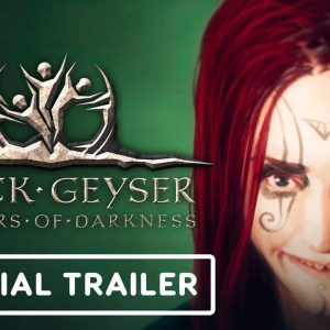 Black Geyser: Couriers of Darkness - Official Animated Trailer