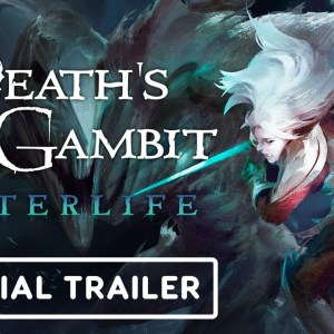 Death's Gambit: Afterlife - Release Date Announcement Trailer