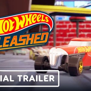 Hot Wheels Unleashed - Official Customization Trailer