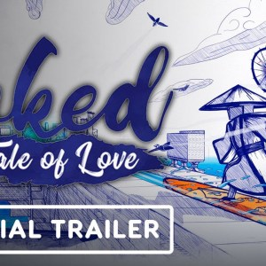 Inked: A Tale of Love (2021) - Official Launch Trailer