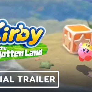 Kirby and the Forgotten Land - Official Reveal Trailer | Nintendo Direct