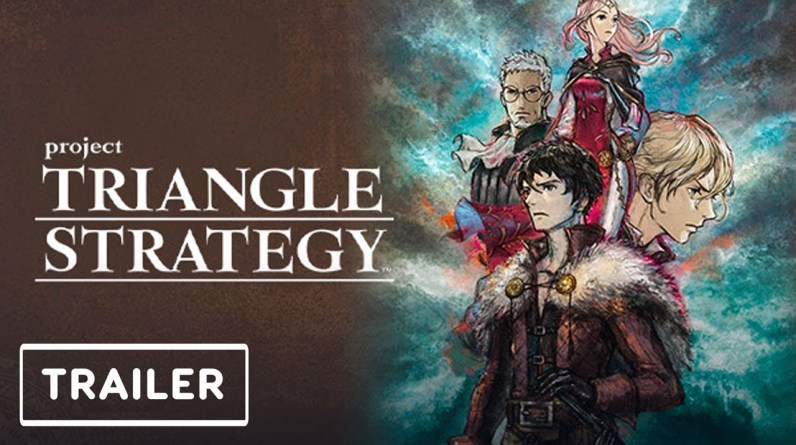 Project Triangle Strategy - Release Date Trailer   Nintendo Direct
