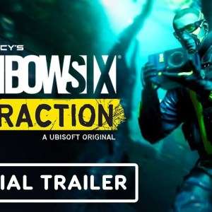 Rainbow Six Extraction - Official Pulse Trailer