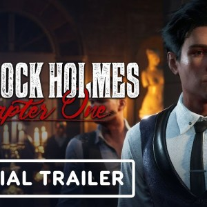 Sherlock Holmes: Chapter One - Official Release Date Trailer