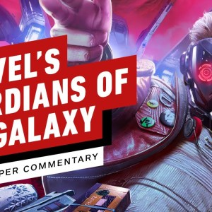 IGN Plays Marvel's Guardians of the Galaxy A Day Early With Developer Commentary