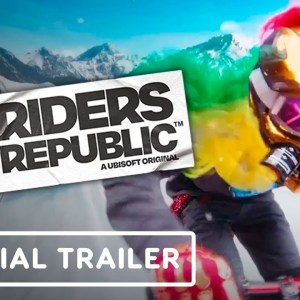 Riders Republic: The Finish Line - Official Live Action Trailer Ft. Fabio Wibmer