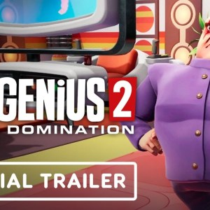Evil Genius 2: World Domination - Official Console Release Date Trailer