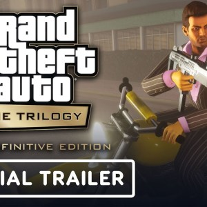 Grand Theft Auto: The Trilogy - The Definitive Edition - Official Trailer