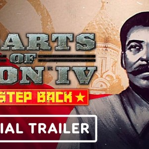 Hearts of Iron 4: No Step Back - Official Pre-Order Trailer