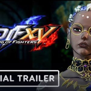 King of Fighters 15 - Official Dolores and Open Beta Reveal Trailer | State of Play