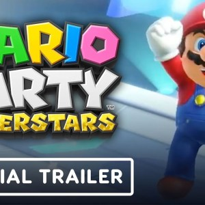 Mario Party Superstars - Official Trailer