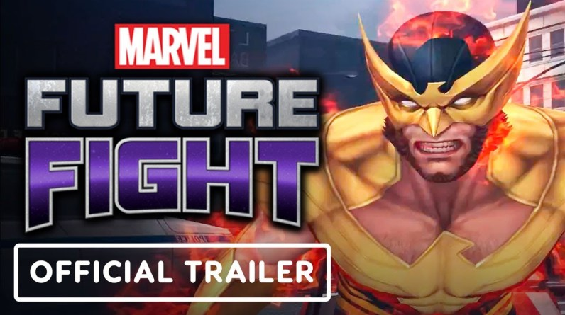 Marvel Future Fight - Official Enter the Phoenix: October Update Trailer