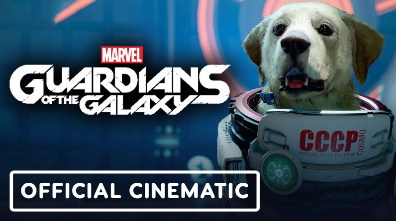 Marvel's Guardians of the Galaxy - Official Cosmo Cinematic