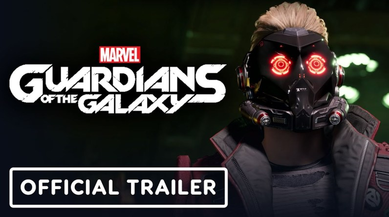 Marvel's Guardians of the Galaxy - Official Launch Trailer