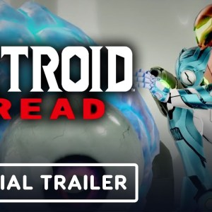 Metroid Dread: Face The Threat - Official Trailer