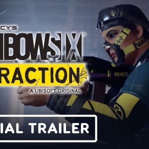 Rainbow Six Extraction - Official Gridlock Operator Showcase Trailer