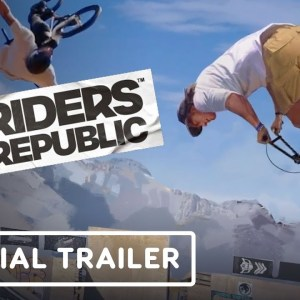 Riders Republic - Official Year 1 Content Trailer