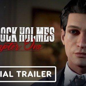 Sherlock Holmes: Chapter One - Official Gameplay Overview Trailer