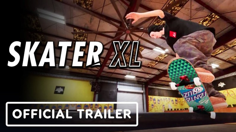 Skater XL - Official Skatepark of Tampa 2021 Pro Course Launch Trailer