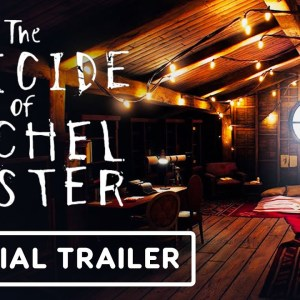 The Suicide of Rachel Foster - Official Nintendo Switch Release Date Trailer