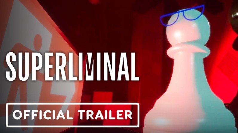 Superliminal: Group Therapy - Official Free Multiplayer Update Trailer