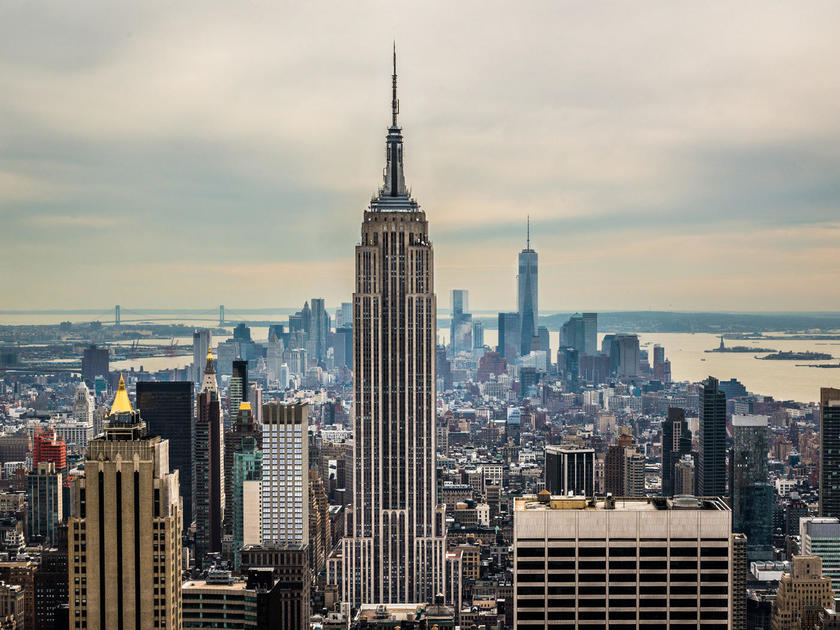 New York City Field Office Empire State Building National Trust For Historic Preservation