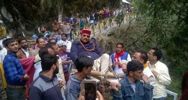 nti-news-satpal-maharaj-tourism-minister-uttarakhand