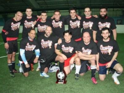 Cobras FC Champions Winter 2014-15soccer -QCSL-2015