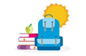 summer school clipart