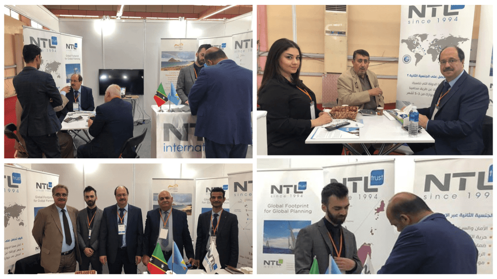 Second Citizenship-Iraq Real Estate Expo 2019