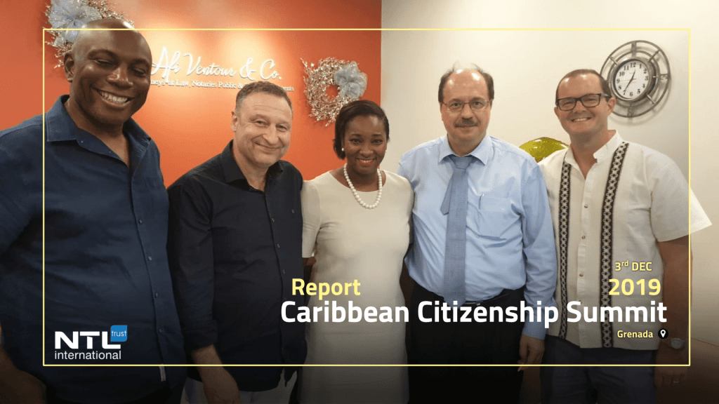 Report about the third day of the Caribbean Summit 2019 in Grenada: