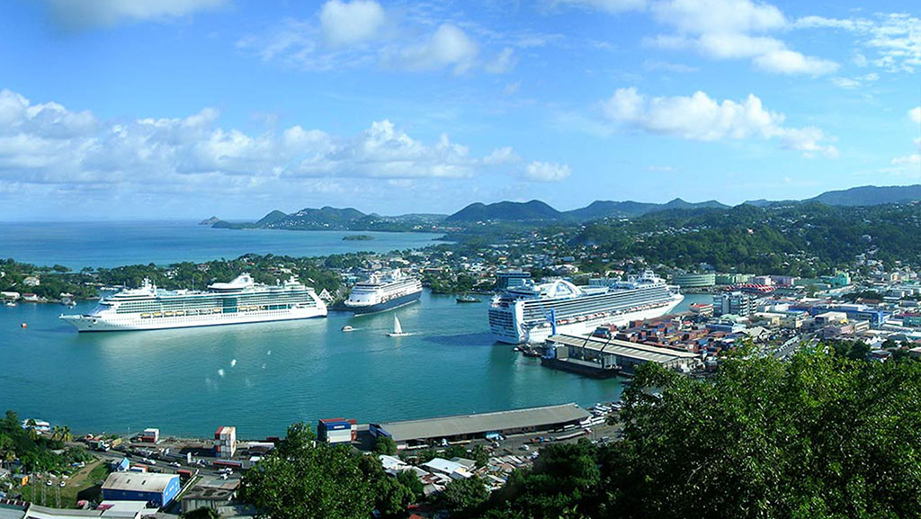 Saint-Lucia  Citizenship by investment