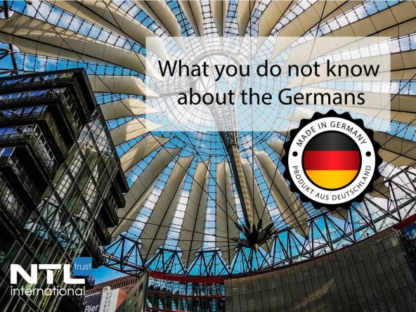 Germans, their customs and traditions