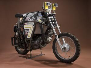 Autonomous bike