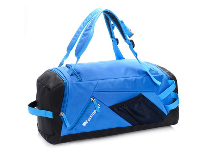 Men's 2 in 1 Gym Bag and Backpack
