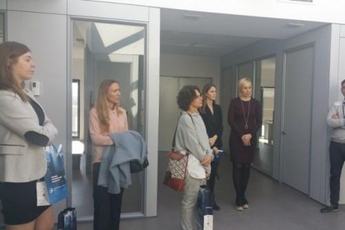 Амабасадорка Израела у посети НТП Београд 3