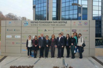 Амбасадор Француске у посети НТП Београд 3