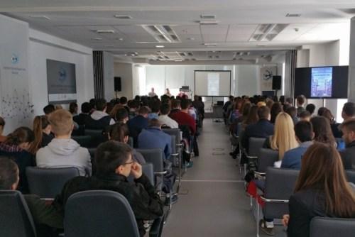Beogradska akademija preduzetništva u HTP 1