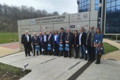 CERN u poseti NTP Beograd 3