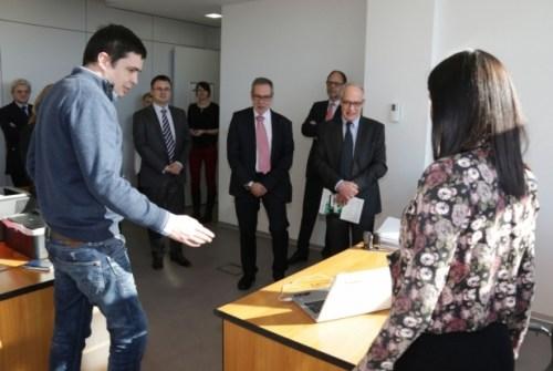 Gradonačelnik Berna posetio NTP Beograd 3