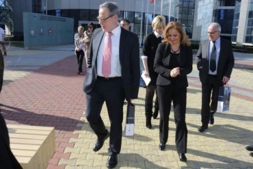 Градоначелник Берна посетио НТП Београд